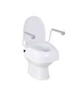 Homecraft Raised Toilet Seat with Arms