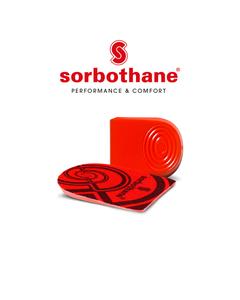 New Sorbothane Heel Pads
