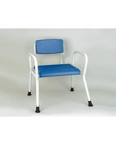 Bariatric Shower Bench and Bedside Commode