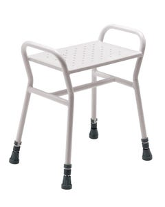 Adjustable Shower Stools with Arms