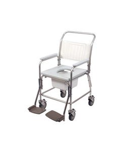 Days Aluminum Shower Commode Chair