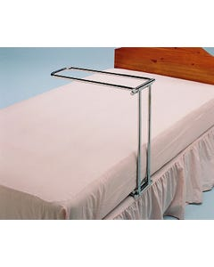 Homecraft Chrome Folding Bed Cradle