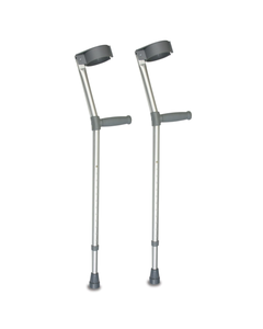 Pair of Comfy Adult Crutches - X Long