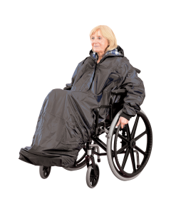 Homecraft Wheelchair Mac with Sleeves