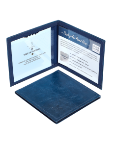 Blue Badge Company Leather Permit Wallets
