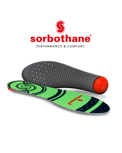 New Sorbothane Single Strike