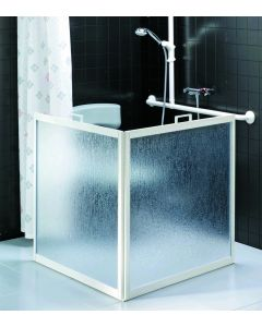 Portable Shower Screens