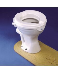 Prima Raised Toilet Seat