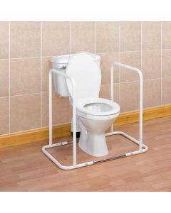 Homecraft Surrey Toilet Surround Rail