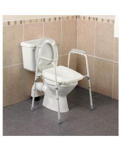 Homecraft Deluxe Stirling Toilet Frame