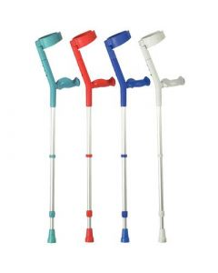Soft Grip Comfort Handle Crutches