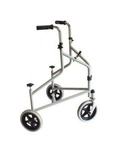 Days Tri Wheel Walker Push Down Brakes