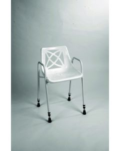 Days Stationary Shower Chair 460 to 610mm