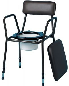 Homecraft Adjustable Stacking Commode