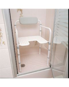 Homecraft Uni-Frame Folding Shower Chair