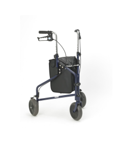 Days Tri Wheel Walkers with Loop Lockable Brakes