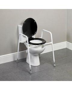 Sussex Adjustable Toilet Frame
