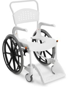 Etac Clean Self-Propelled Shower Commode Chair