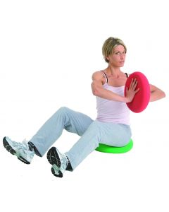 Dynair  Ball Cushion Dynair  Ball Cushion, 33cm, Green