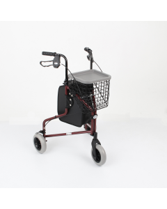 Days Tri Wheel Walker Spare Tray & Basket