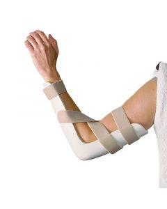 Rolyan Pre-Formed Posterior Elbow Splint-Traditional Version