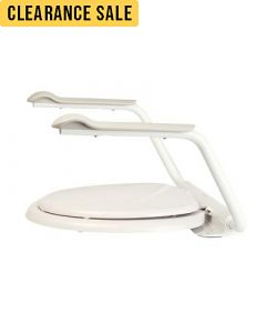 Etac Supporter Toilet Seat with Armrests