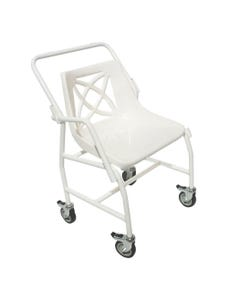 Days Mobile Shower Chair with Detachable Arms