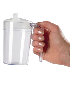 Homecraft Clear Polycarb Mug