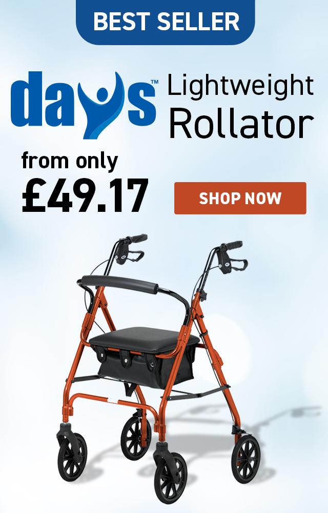Days Lightweight Rollator