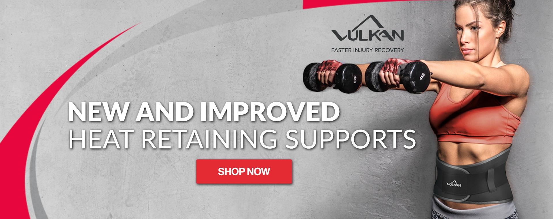 Vulkan Heat Retaining Supports