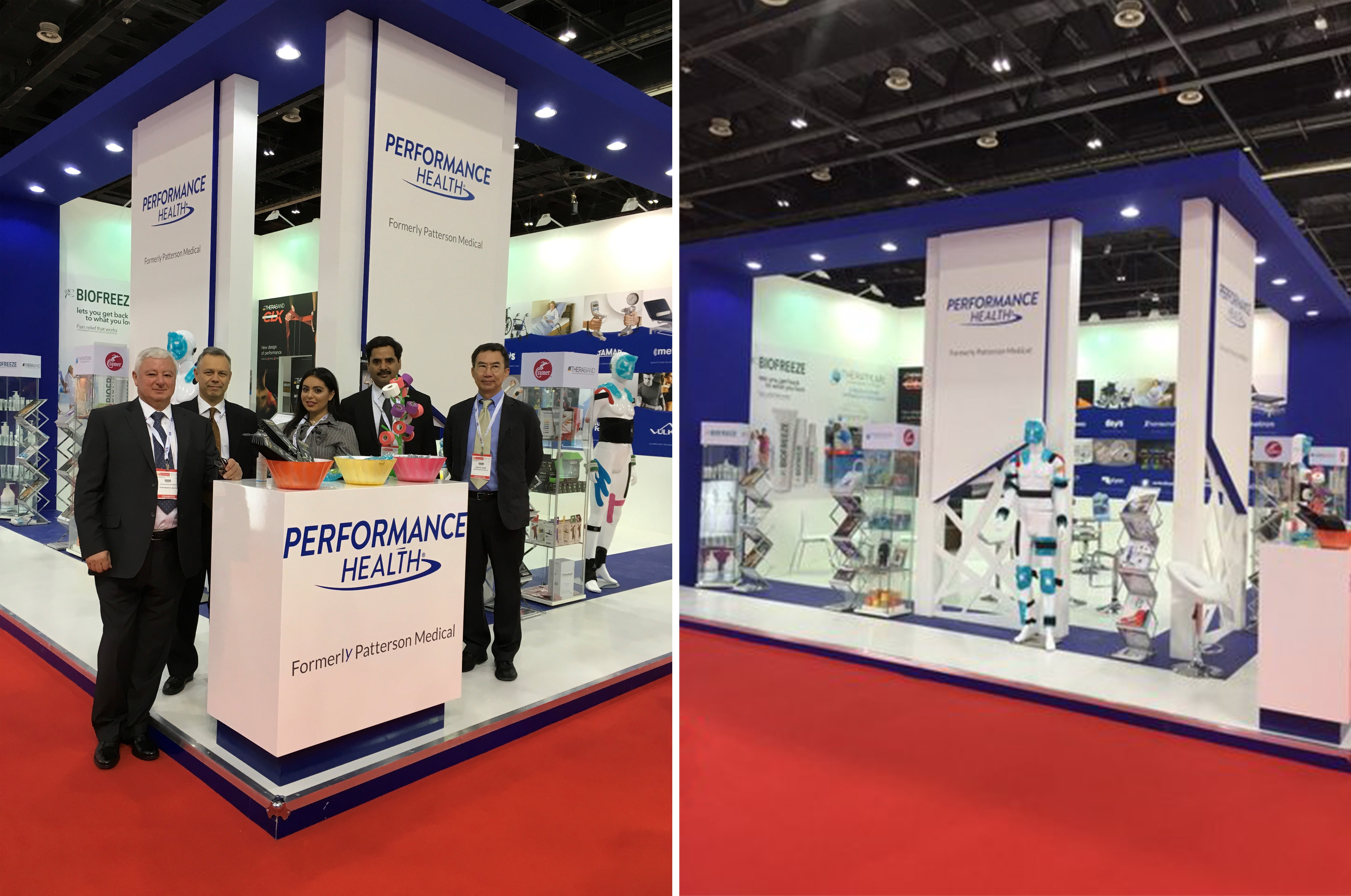Performance Health at Arab Health 2018
